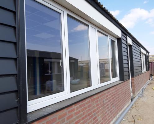 H2R Windows Kunststof en aluminium kozijnen